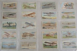 Lambert & Butler - Aviation - Set - 25 cards